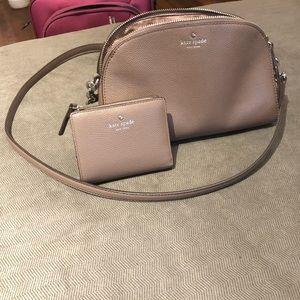 kate spade Bags - Kate Spade Larchmont Ave Tori Crossbody & Wallet